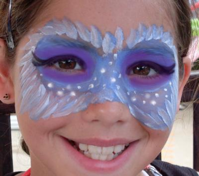 Fancy Face Painting | Saint Petersburg, FL | Face Painting | Photo #5