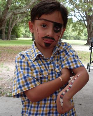 Fancy Face Painting | Saint Petersburg, FL | Face Painting | Photo #8