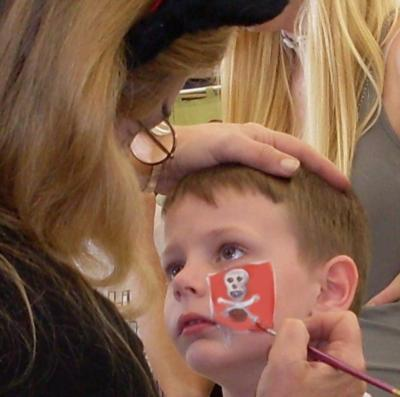 Fancy Face Painting | Saint Petersburg, FL | Face Painting | Photo #13