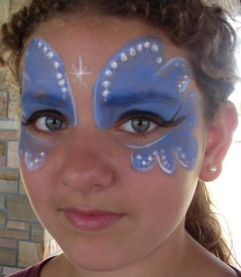Fancy Face Painting | Saint Petersburg, FL | Face Painting | Photo #19