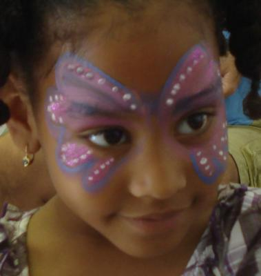 Fancy Face Painting | Saint Petersburg, FL | Face Painting | Photo #24