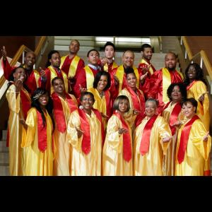Glen Aubrey A Cappella Group | The Late Show's Gospel Choir