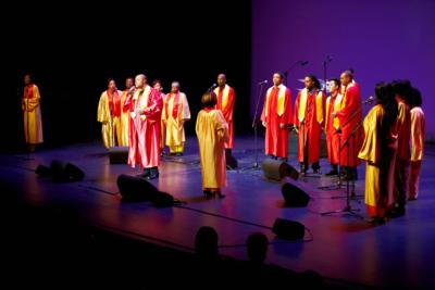 The Late Show's Gospel Choir | Peekskill, NY | Gospel Choir | Photo #4