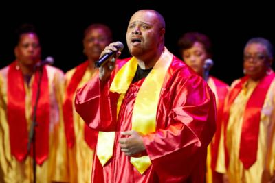 The Late Show's Gospel Choir | Peekskill, NY | Gospel Choir | Photo #10