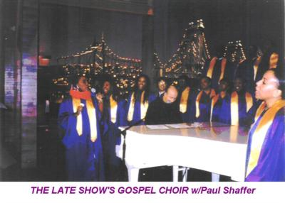 The Late Show's Gospel Choir | Peekskill, NY | Gospel Choir | Photo #3