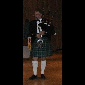 Morgan City Bagpiper | Robert Grubb