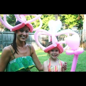 Texas Face Painter | Houstons Best Face Painting And Balloon Art