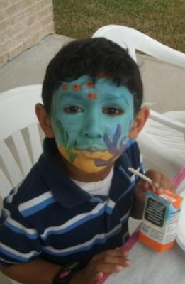 Houstons Best Face Painting And Balloon Art | Houston, TX | Face Painting | Photo #10