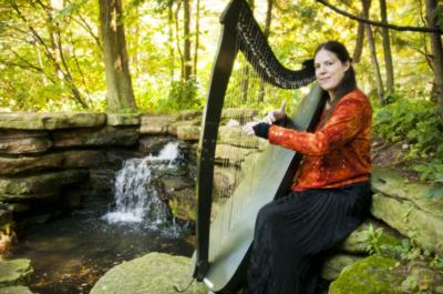 Annette Bjorling | Chicago, IL | Harp | Photo #4