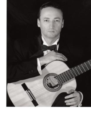 Jozsef Halajko | Dedham, MA | Classical Guitar | Photo #1