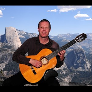 Dobbins Acoustic Guitarist | Greg Williams