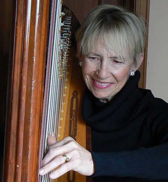 Mary Ellen Holmes - Harpist - Fort Collins, CO