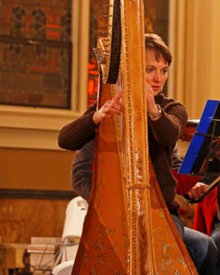 Mary Keppeler | Milwaukee, WI | Harp | Photo #16