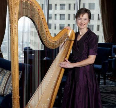 Mary Keppeler | Milwaukee, WI | Harp | Photo #1