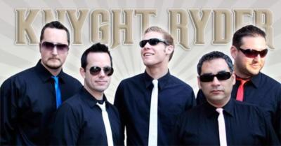 Knyght Ryder | Long Beach, CA | 80s Band | Photo #1