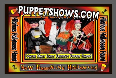 Franklin Haynes Marionettes | Riverside, CA | Puppet Shows | Photo #5