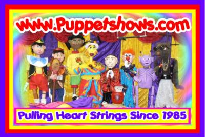 Franklin Haynes Marionettes | Riverside, CA | Puppet Shows | Photo #1