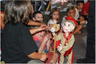 Franklin Haynes Marionettes | Riverside, CA | Puppet Shows | Photo #17