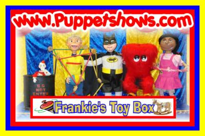 Franklin Haynes Marionettes | Riverside, CA | Puppet Shows | Photo #6