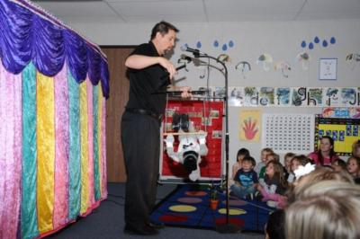 Franklin Haynes Marionettes | Riverside, CA | Puppet Shows | Photo #11