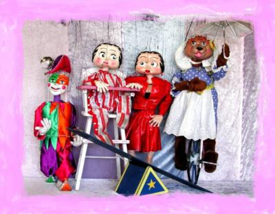Franklin Haynes Marionettes | Riverside, CA | Puppet Shows | Photo #8