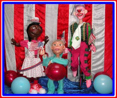 Franklin Haynes Marionettes | Riverside, CA | Puppet Shows | Photo #10