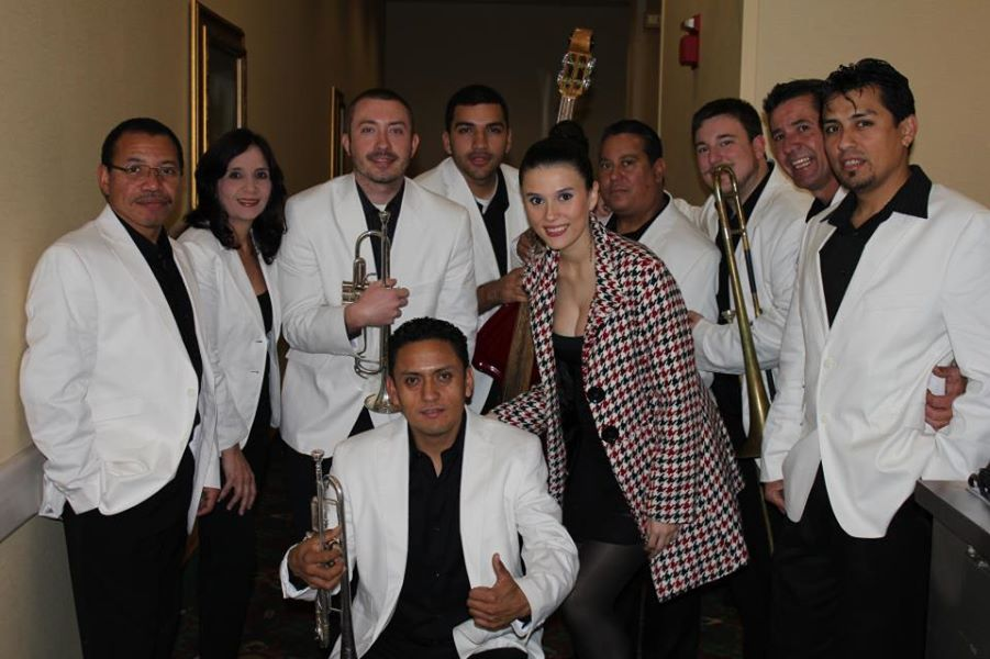 Orquesta Mayor - Salsa Band - Charlotte, NC