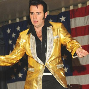 "Oil Trough Elvis Impersonator | ""Bringing It Back"" Productions"