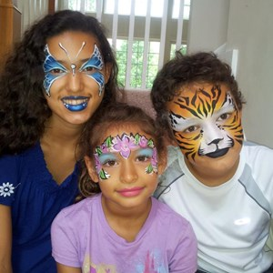 Elmore Face Painter | Fun-O-Rama Parties