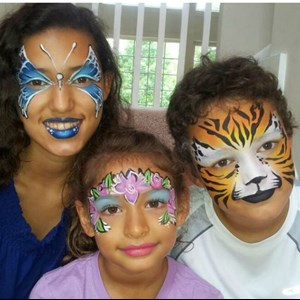 Atlanta GA Face Painter