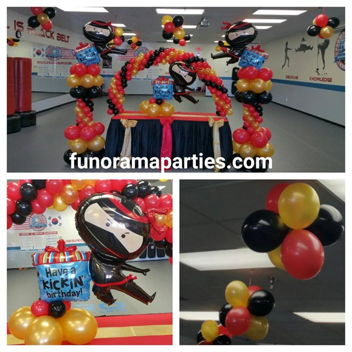 Balloon Decoration Packages