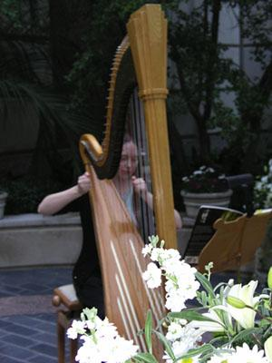 Kela Walton | Austin, TX | Harp | Photo #2