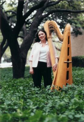 Kela Walton | Austin, TX | Harp | Photo #7