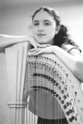 Kela Walton | Austin, TX | Harp | Photo #13