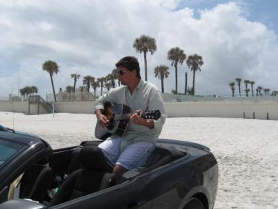 Christopher Fenn | Vero Beach, FL | Acoustic Guitar | Photo #8