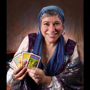Saint Helena Fortune Teller | Barbara G Meyer