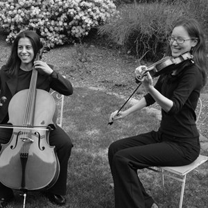 Newcomb Chamber Music Duo | The Amherst String Ensemble
