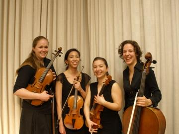 The Amherst String Ensemble | Amherst, MA | String Quartet | Photo #9