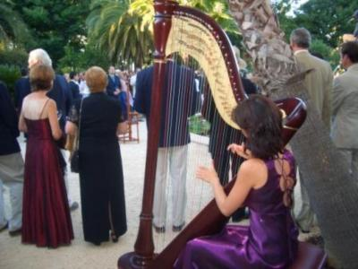 Larisa Smirnova | Pleasanton, CA | Classical Harp | Photo #6