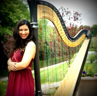 Dr. Lizary Rodriguez | Norwood, MA | Classical Harp | Photo #8