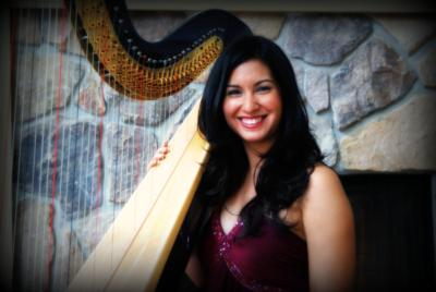 Dr. Lizary Rodriguez | Norwood, MA | Classical Harp | Photo #1
