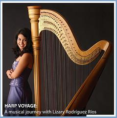 Dr. Lizary Rodriguez | Norwood, MA | Classical Harp | Photo #3