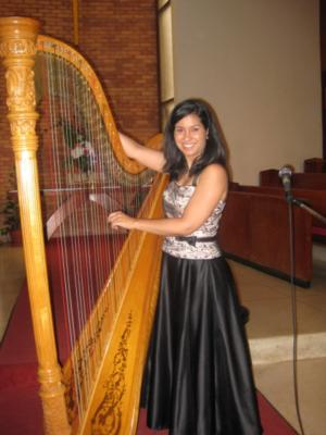 Dr. Lizary Rodriguez | Norwood, MA | Classical Harp | Photo #4