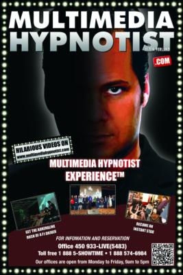 Multimedia Stage Hypnotist Experience | Montreal, QC | Hypnotist | Photo #8