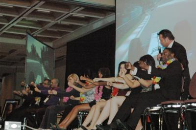 Multimedia Stage Hypnotist Experience | Montreal, QC | Hypnotist | Photo #4
