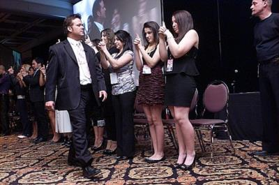 Multimedia Stage Hypnotist Experience | Montreal, QC | Hypnotist | Photo #10