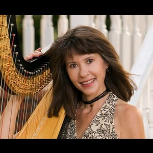 Sand Lake Harpist | Catherine Way