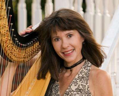 Catherine Way | Winter Park, FL | Classical Harp | Photo #1