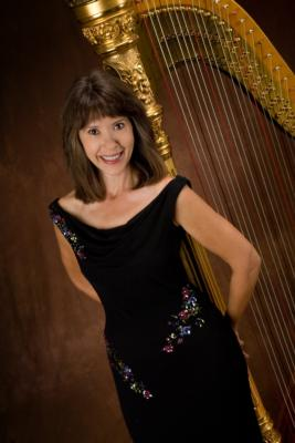 Catherine Way | Winter Park, FL | Classical Harp | Photo #2