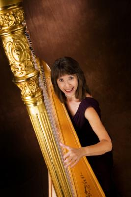 Catherine Way | Winter Park, FL | Classical Harp | Photo #5